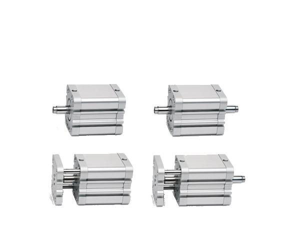 ISO kompakt hengerek